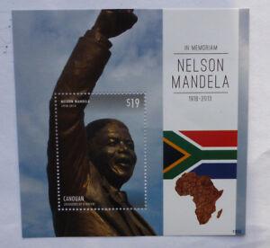 2013-St-VINCENT-amp-GRENADINES-NELSON-MANDELA-MEMORIUM-CANOUAN-STAMP-MINI-SHEET