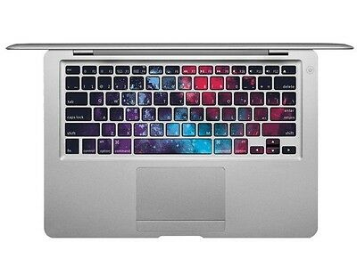Sky Macbook Keyboard Decal Sticker Cover Skin Pro 13 15 Air 13 Protector Galaxy