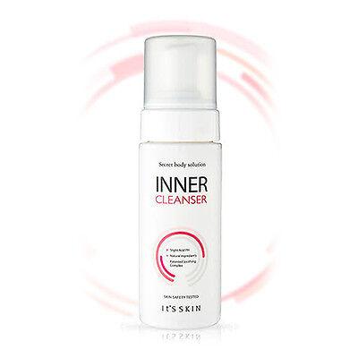 [IT'S SKIN] Secret Body Solution Inner Cleanser 150ml / Moose foam type