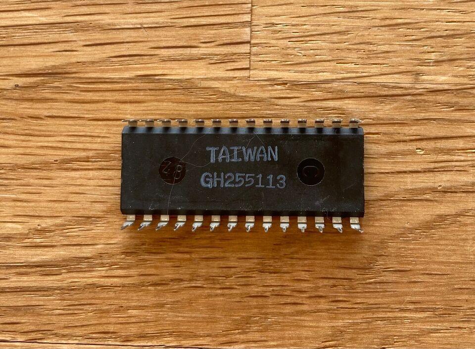 PLA Chip, Commodore 64