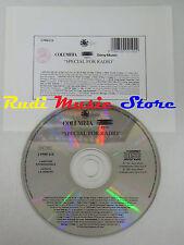 CD PROMO RADIO COLUMBIA EPIC SONY 2 PRM 219 celine dion ginewine lp mc dvd(S5)17