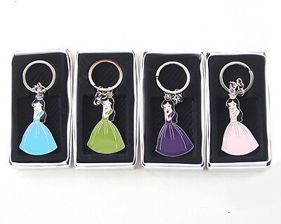 Quincineara Key Chains Keychain 15th Birthday Party Favors Set of 12
