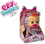 thumbnail 24 - NEW Cry Babies LAMMY LALA CONEY BONNIE LEA Baby Doll Girls Toy or AAA Batteries