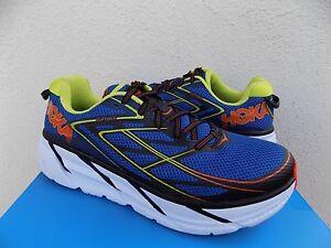 Zapatos azules Hoka One One para hombre talla 42 lRNhOh