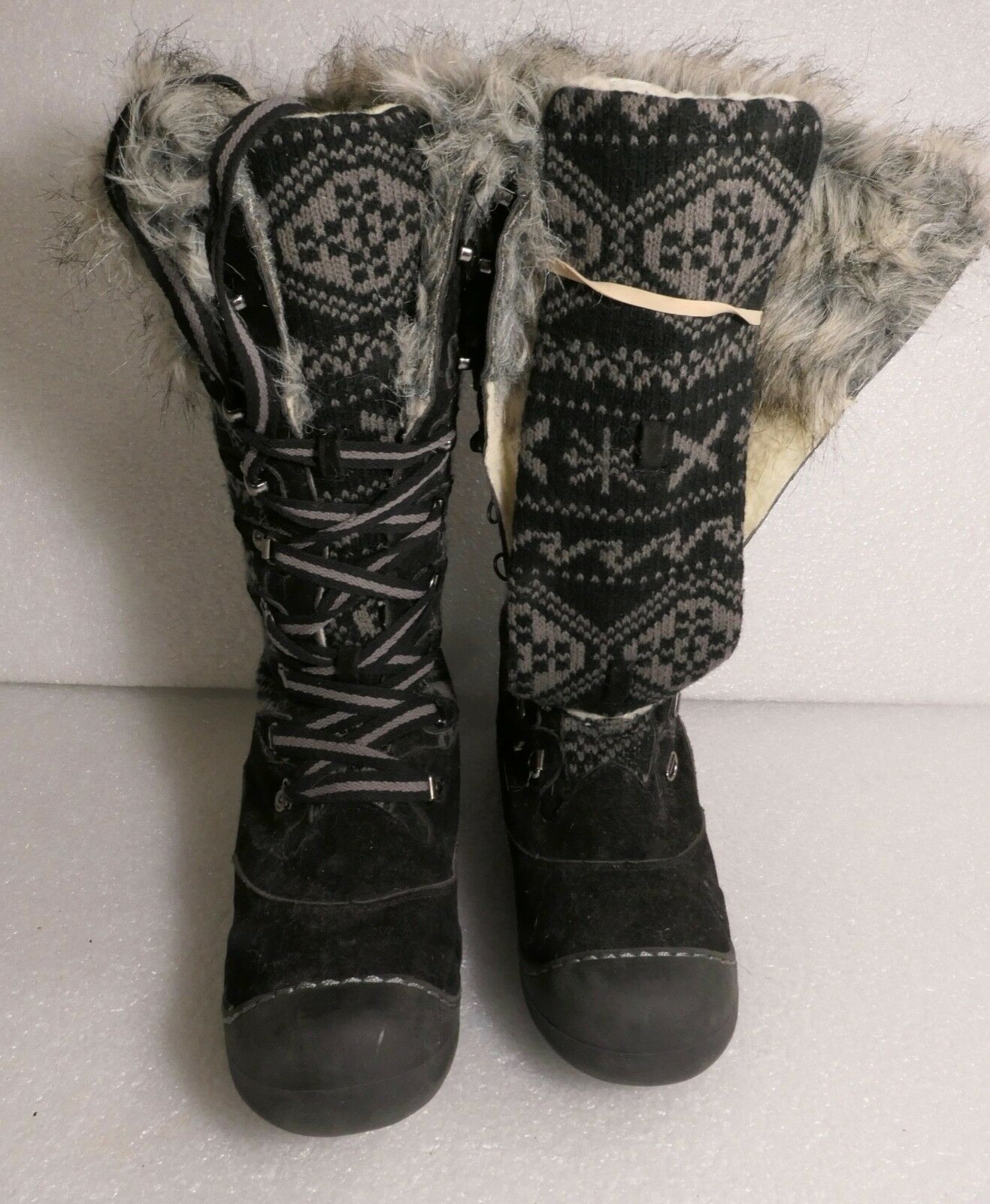 MUKLUKS WOMANS WINTER bottes Taille USA 8