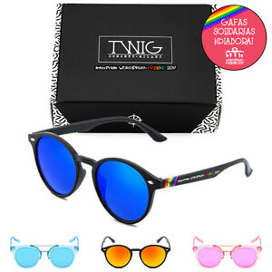 Gafas de sol TWIG para World Pride Madrid 2017 - Solidarias