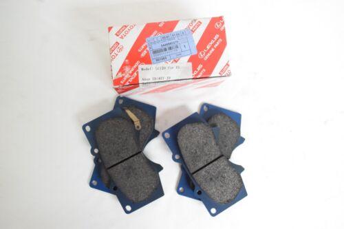 04465-35290 GENUINE LEXUS GX470// 460 2003-2009 FRONT BRAKE PAD SET 04465-60270