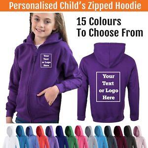 Personalised-Childs-Zipped-Hoodie-Custom-Printed-Kids-Hoody-Childrens-Hooded