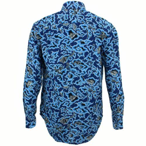 Standard Originals R Pour Chemise Animaux Loud Bleu Coupe Hommes qXpPZwH
