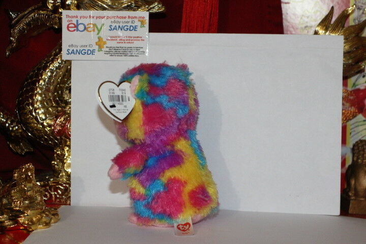 TY BEANIE BOOS HOLLY HOLLY HOLLY THE HEDGEHOG.6 .JUSTICE EXCLUSIVE.2014.MWNMT.NICE GIFT 9fe82c