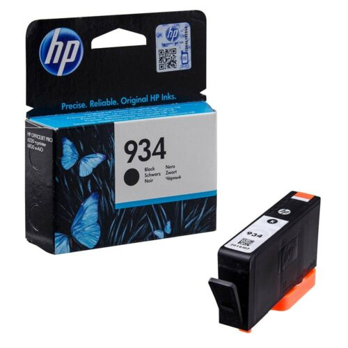 HP 934 schwarz Tintenpatrone