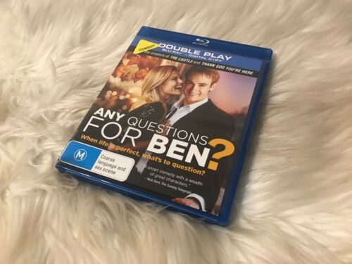 1 of 1 - Any Questions For Ben? - Blu Ray Free Postage! - Ex Rental