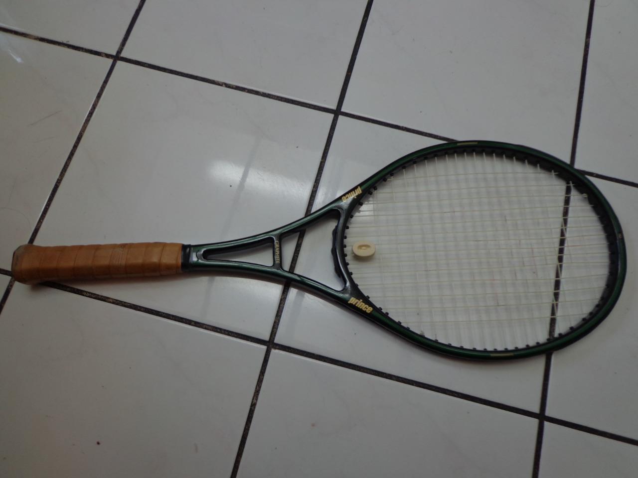 Prince Graphite 90 Original 4 5 8 grip raquette de tennis