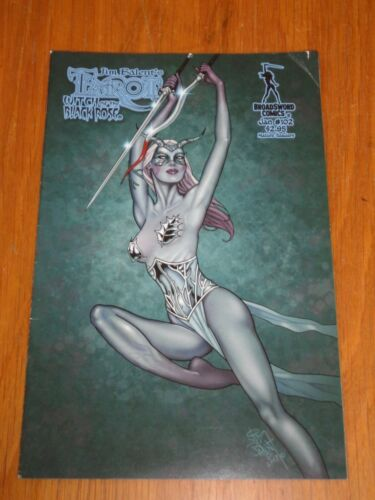 TAROT #102 BROADSWORD COMICS COVER B JANUARY 2017