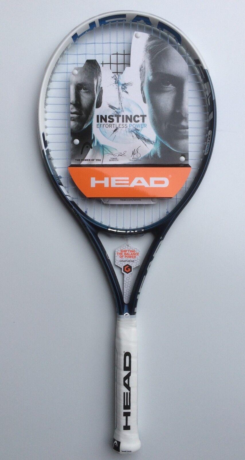 Head YouTek Graphene Instinct Lite GripGröße  L2 ( 4 4 4 1 4) strung NEU    | Abrechnungspreis  | Eleganter Stil  | Neuer Eintrag  973181