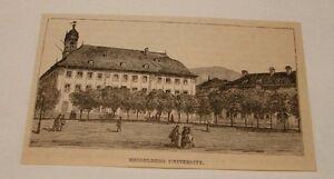1887-magazine-engraving-HEIDELBERG-UNIVERSITY-Germany
