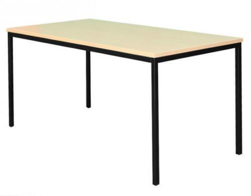 Schreibtisch Besprechungstisch Büromöbel Verkaufstisch 200x80 Buche-Deko 331-131