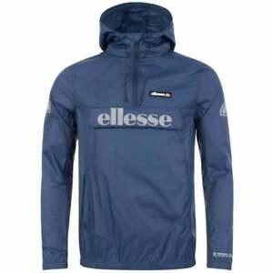 Herrenmode Qualifiziert Ellesse Men's Berto 2 Oh Jacket In Navy // Bnwt // Kleidung & Accessoires