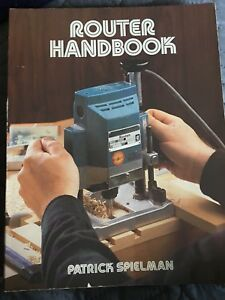 Vintage-ROUTER-HANDBOOK-1983-BOOK