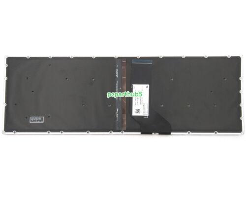 New Acer Aspire 7 A715-71G A715-72G A717-72G Series Keyboard US Black W// Backlit