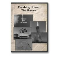 Pershing Joins The Ranks: The Pershing Missile Big Picture Documentary Dvd C829