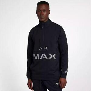 010 Herren Sportkleidung Max Zu Reißverschluss Air Halber 928757 Jacke Nike Details Ygyb67f
