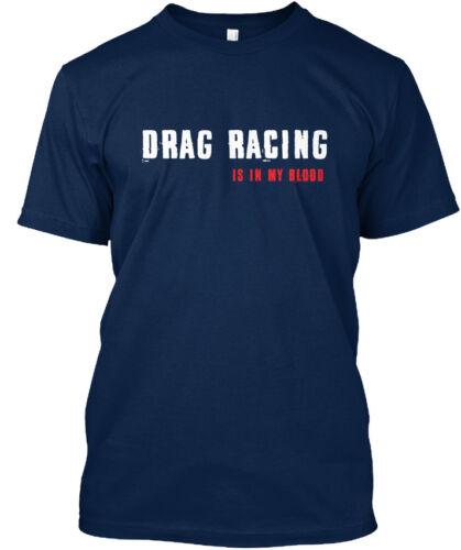 MUST-HAVE Drag Racing est dans mon sang-Standard Unisexe Standard Unisexe T-Shirt