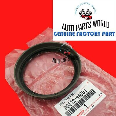 GENUINE TOYOTA FRONT AXLE HUB WHEEL SEAL 90312-96001 TACOMA 4RUNNER GX460