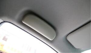 For-Toyota-Prado-FJ120-2003-2009-Gray-Car-Roof-Sun-Glasses-Box-Case-Holder-1set