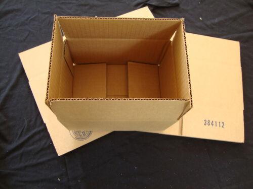 3 Corrugated Shipping Box 8x6x4 Cardboard Carton Packing Mailer Mailing Box