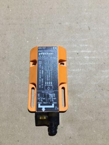 Efector ifm electronic KN5 107 KNQ0 1NUKFPKG//AS kapazitiver Sensor