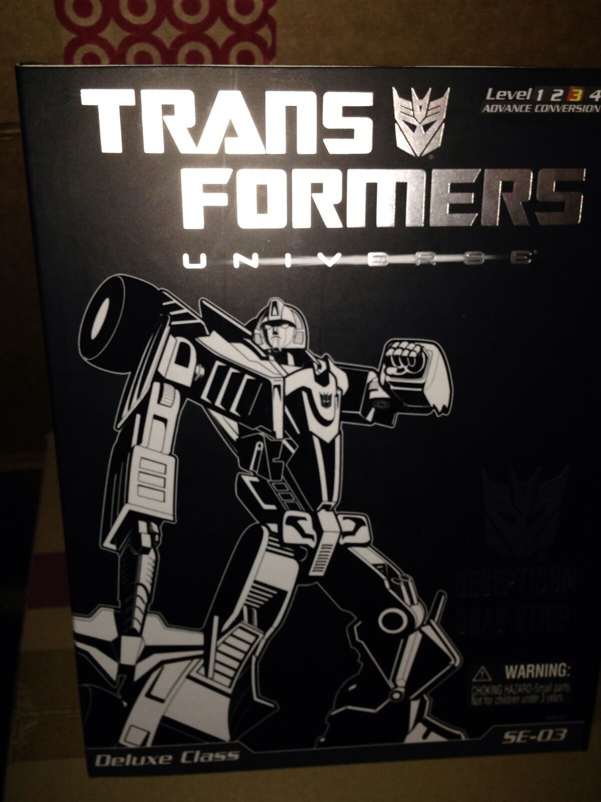 TRANSFORMERS UNIVERSE Generations Classics Deluxe Stunticons Dragstrip New