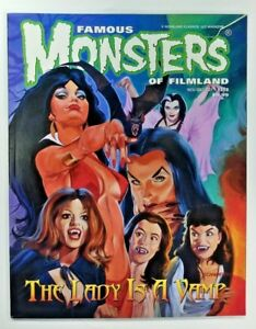 Famous-Monsters-of-Filmland-258-Vampirella-Magazine-2011