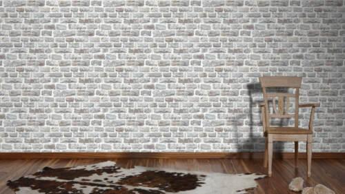 Steinoptik Stein Tapete Livingwalls Vliestapete in Naturstein Optik Modern NEU
