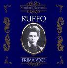 Operatic Arias 1907-1926 by Titta Ruffo CD 710357781025