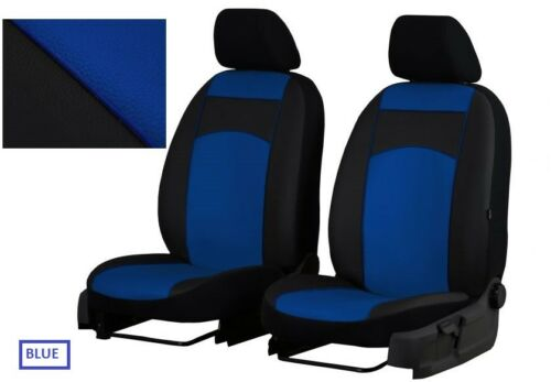 Eco-Leather Tailored Front Seat Covers for Mercedes Sprinter 2006 onward