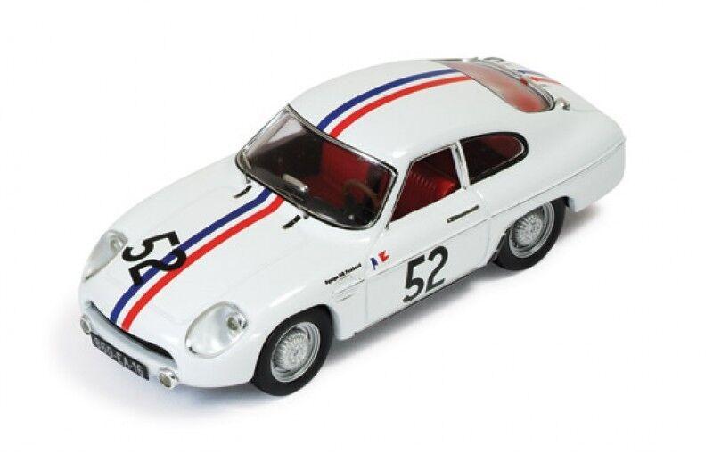 Ixo DB Panhard HBR5 52 J-C. Caillaud-M Van Den Bruwaene Le Mans 1961 1 43 LMC103