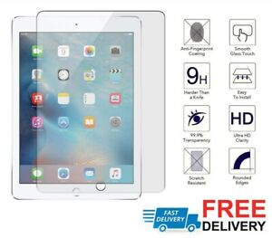 100/%Genuine Tempered Glass Screen Protector Compatible iPad mini 1 2 3 4