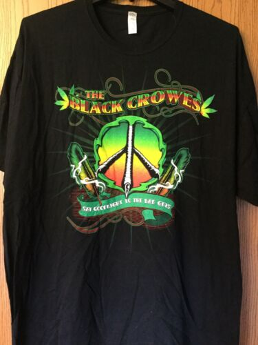 """The Black Crowes. """"Say Goodbye To The Bad Guys"""" To"""
