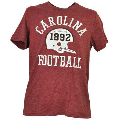 Baseball & Softball Zielsetzung Ncaa South Carolina Gamecocks 1892 Fußball Helm T-shirt Herren Weinrot Reich An Poetischer Und Bildlicher Pracht