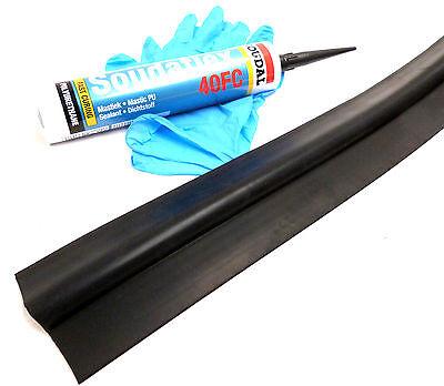 Garage Door Floor Threshold Weather Seal Heavy Duty Rubber