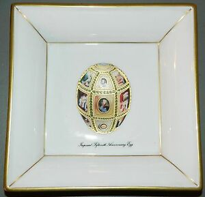 Aschenbecher-Ashtray-Farberge-Limoges-Collection-Easter-Egg