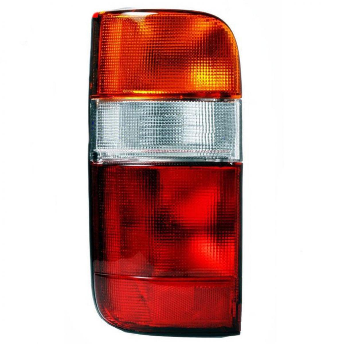 K1AutoParts Crystal Donut Rear Taillight Tail Light Lamp For Toyota Hiace LH112 1989-2004