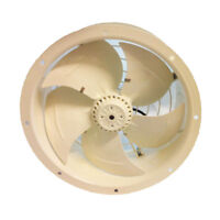 Cased Axial Extractor Fans 400mm 220v/50hz 112/180w 1380 Rpm 3541 M3/h