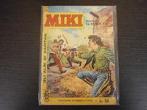 MIKI-LIBRETTO-n-328-ED-DARDO-ALBO-A-FUMETTI-ORIGINALE-1-EDIZIONE-NO-RISTAMPA