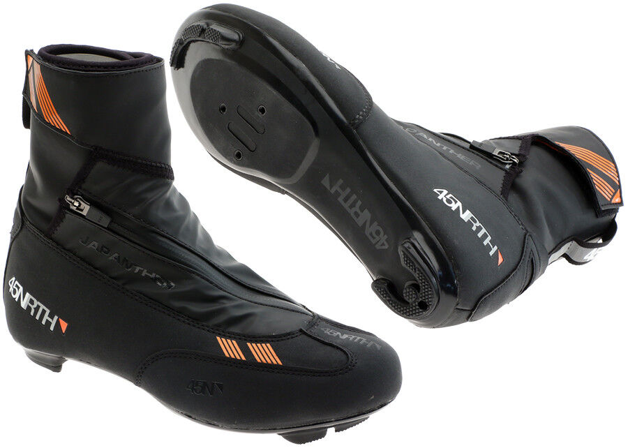 45NRTH Japanther Road Season Transition Season Road Cycling scarpe Size 36 3-bolt 2016 NEW 5e875f