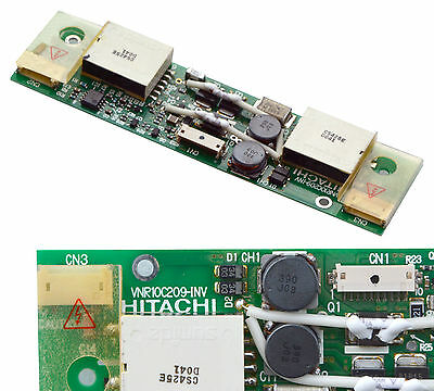 Invertor Inverter Hitachi Vnr10c209-inv Per Tft Display Toshiba Ltm10c273 D31 Ok- Gradevole Al Gusto