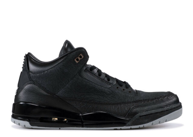 official photos 3894f ea212 ... White Black-Metallic Silver-Varsity Red Factory Wholesale  2011 Nike  Air Jordan 3 III Retro Black Flip Size 10.5. 315767-001 1  Image is loading  ...