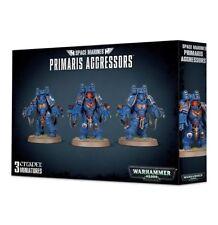Space Marines Primaris Agressors Warhammer 40k Games Workshop