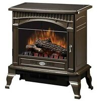 Dimplex North America Ds5629br Traditional Electric Stove, Bronze 151396
